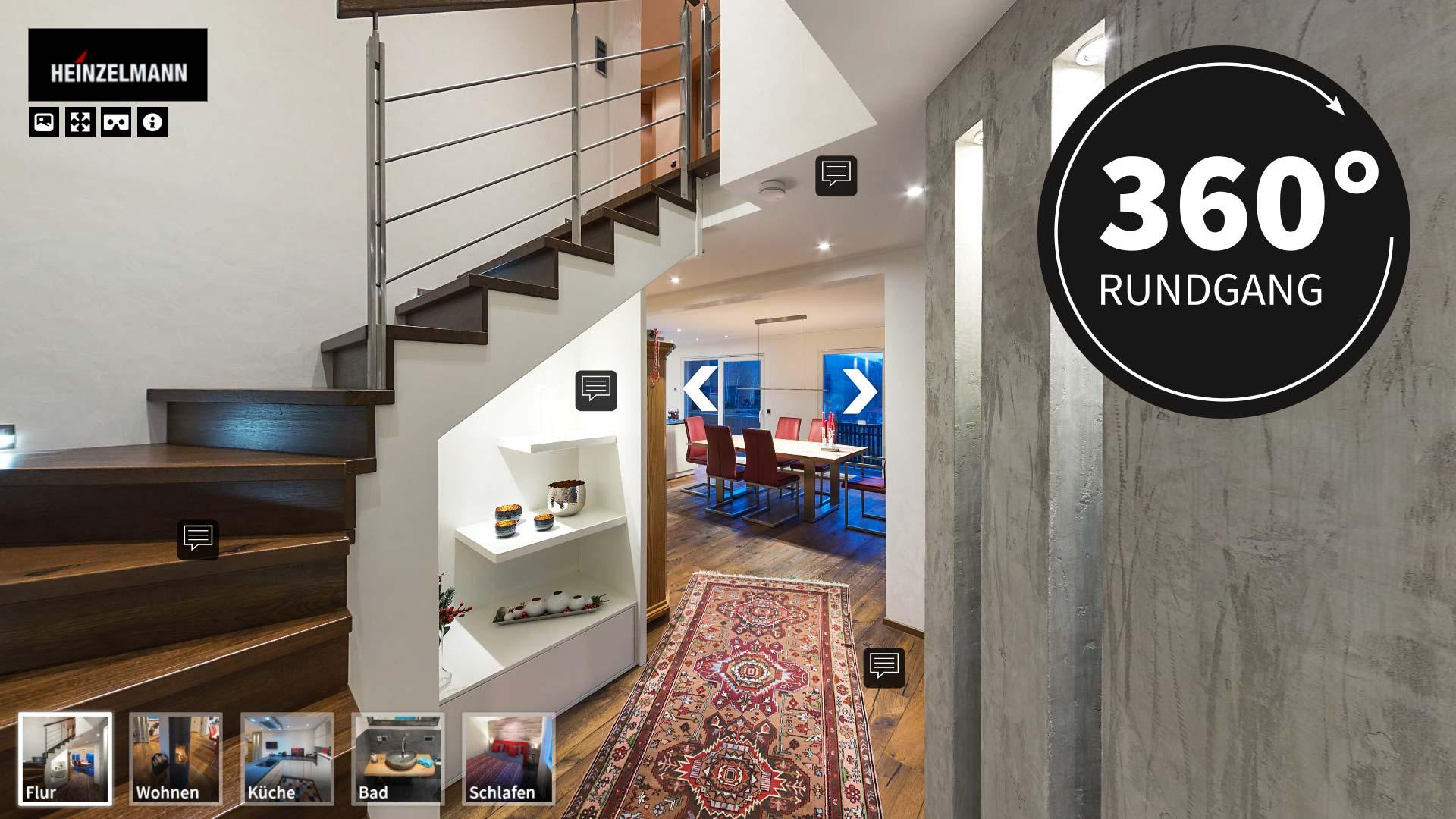 360°-Rundgang Ausstellung